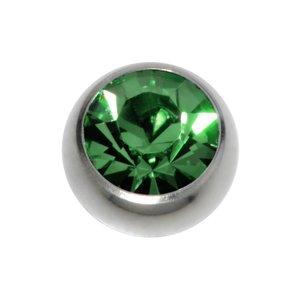 Piercingball Surgical Steel 316L Crystal