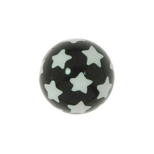 Piercingball Acrylic glass Star