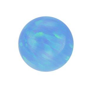 piercingsluiting Synthetisch opaal