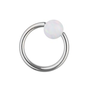 Pin Surgical Steel 316L Synthetic Pearls