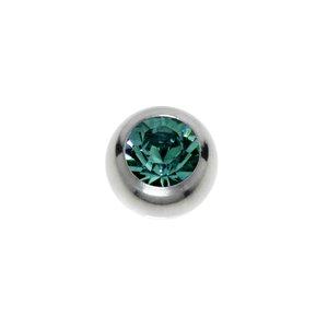 Piercing Cristallo Swarovski Metallo chirurgico 316L