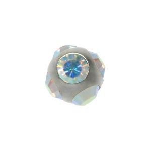 Piercing Cristallo Metallo chirurgico 316L