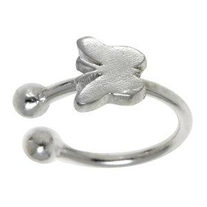 Clip nez Argent 925 Papillon