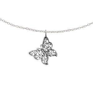 Argento 925 Farfalla