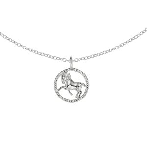 Neck jewelry Silver 925 Star_sign Horoscope