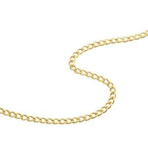 Collares Acero fino Revestimiento PVD (color oro)