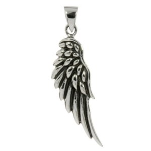 Silver pendant Silver 925 Wings