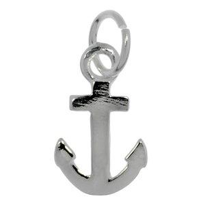 Small silver pendant Silver 925 Anchor