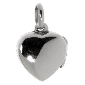 Silber-Anhänger Silber 925 Herz Liebe