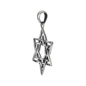Colgante de plata Plata 925 Estrella