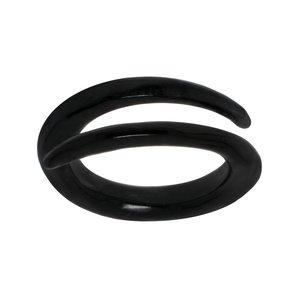 Plug Buffalo horn Spiral