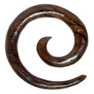 Plug Sonoholz Spirale