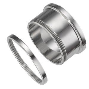 Plug Surgical Steel 316L