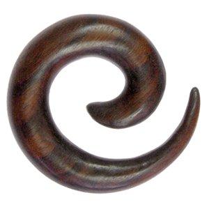 Plug Bois de Sono Spirale