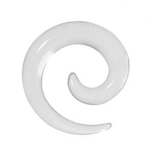 Plug Acrylglas Spirale