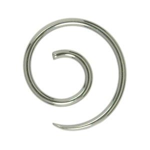 Plug Surgical Steel 316L Spiral