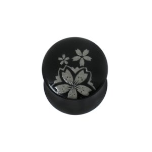 plug Acryl bloem