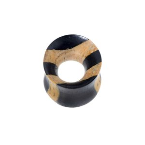 plug IJzerhout Jackfruitboomhout streep lijn ribbels