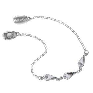 armbandje Zilver 925 Swarovski kristal