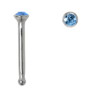 neuspiercing Chirurgisch staal 316L Kristal