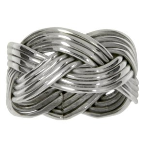 Ring Silver 925 Eternal Loop Eternity