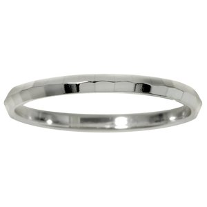 Ring Silver 925 Ruthenium plating