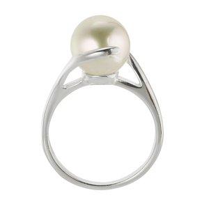 Anillo Plata 925 Perla de agua dulce