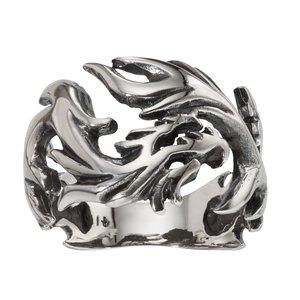 Anello Argento 925 Drago
