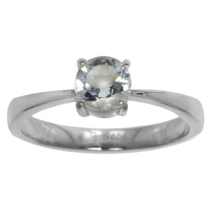 Ring Silver 925 Rock crystal