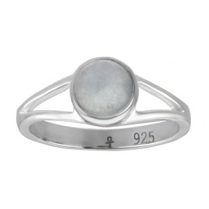 Ring Silver 925 Blue Quartz