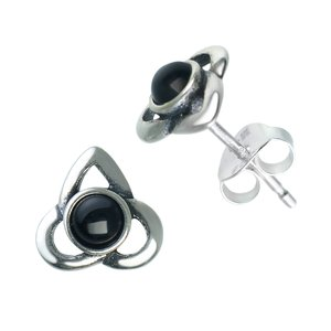 Ear studs Silver 925 Gemstone