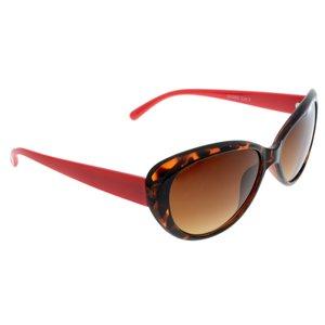 Sonnenbrille Acrylglas Tierfell Tiermuster Fellmuster