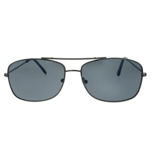 Sonnenbrille Metall PVD Beschichtung (schwarz) Acrylglas