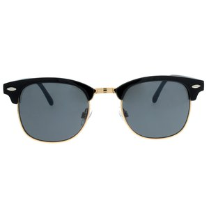 Sonnenbrille Acrylglas Metall PVD Beschichtung (goldfarbig) Polycarbonat