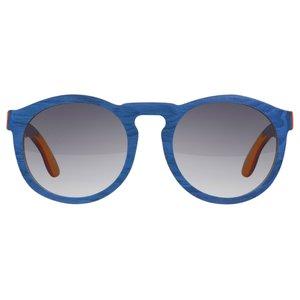 PALO WOOD Sonnenbrille Ahorn Zeiss Gläser Streifen Rillen Linien