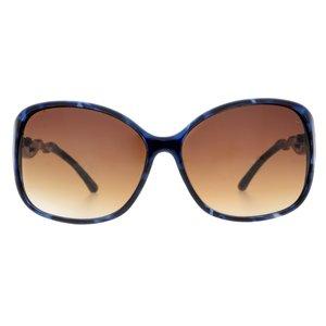 SPY Sonnenbrille Kunststoff Polycarbonat Tierfell Tiermuster Fellmuster