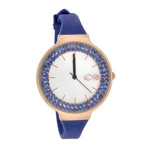EraOra Reloj Acero fino Cristal mineral Cristal Plástico