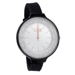 EraOra Watch Stainless Steel Mineral glass Microfiber