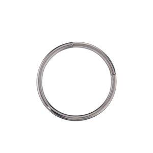 1.2mm Titane élément de piercing Titane
