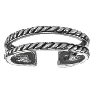 Toering Silver 925 Spiral