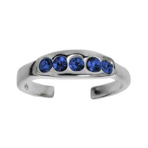 Fingerring Silver 925 Crystal