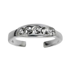 Fingerring Silver 925 Crystal