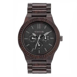 WEWOOD Watch Wood Stainless Steel Mineral glass