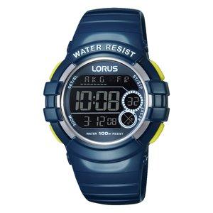 LORUS Reloj Plástico Cristal acrílico