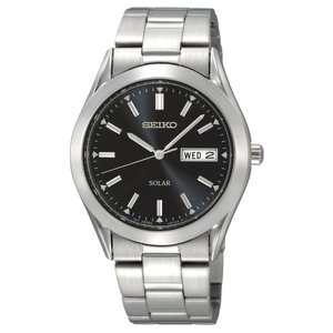 SEIKO Watch Stainless Steel Mineral glass
