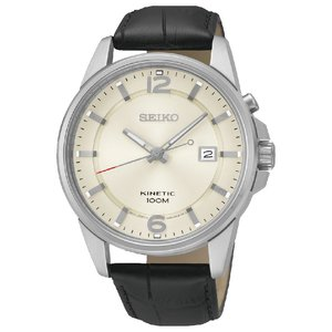 SEIKO Watch Stainless Steel Mineral glass Leather Fur Fur_pattern Animal_Print