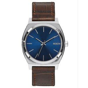 NIXON Reloj Acero fino Cristal mineral Cuero Piel Estampado_animal Estampado_piel