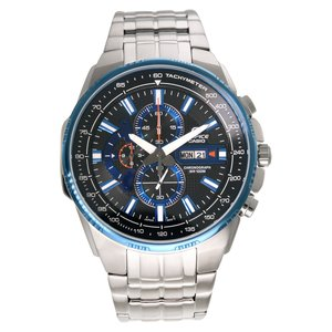 CASIO EDIFICE Watch Stainless Steel Mineral glass
