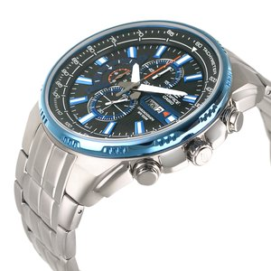 CASIO EDIFICE  Stainless Steel Mineral glass
