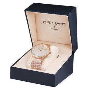 PAUL HEWITT Uhr Edelstahl Mineralglas